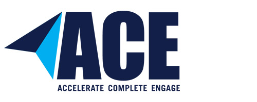 ACE - Accelerate Complete Engage logo