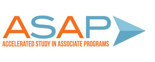 ASAP = Accelerated Study in Associate Programs logo