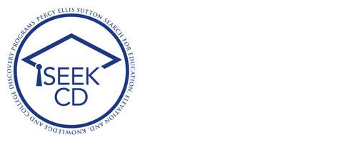 SEEK CD logo